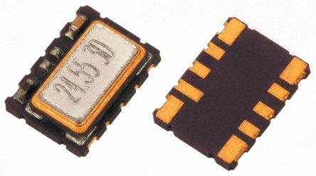 TAITIEN - TCETBDSANF-12.8MHz - TAITIEN , 电压控制温度补偿晶体振荡器 TCETBDSANF-12.8MHz, 2.8 → 3.3 V, 10引脚 SMT, 7x5mm
