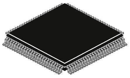 Renesas Electronics - R5F56318CDFP#V0 - Renesas Electronics RX 系列 32 bit RX MCU R5F56318CDFP#V0, 100MHz, 512 kB ROM �W存, 128 kB RAM, 1xUSB, LQFP-100