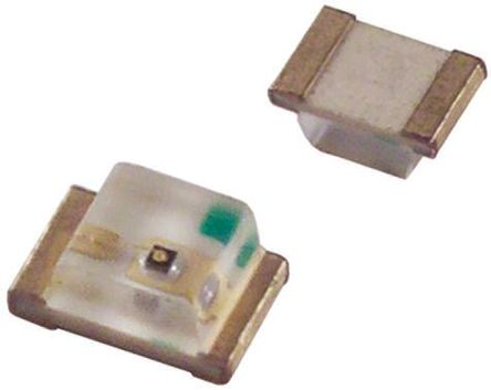 ROHM - SML-210DTT86 - ROHM 橙色 (605 nm 主波长) LED SML-210DTT86, 2 V, 6.3 mcd 2012 (0805) 贴装