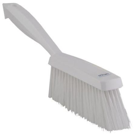 Vikan - 45875 - Vikan 45875 白色 洗手刷, PET刷毛, 适用于食品工业