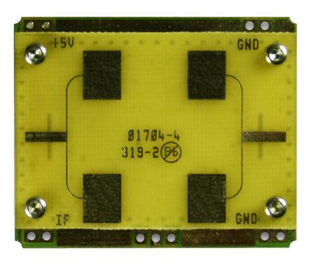 Microwave Solutions - MDU1750-C920801 - Microwave Solutions MDU17 系列 微波 Doppler �鞲衅� 模�M �\�犹�y器 MDU1750-C920801