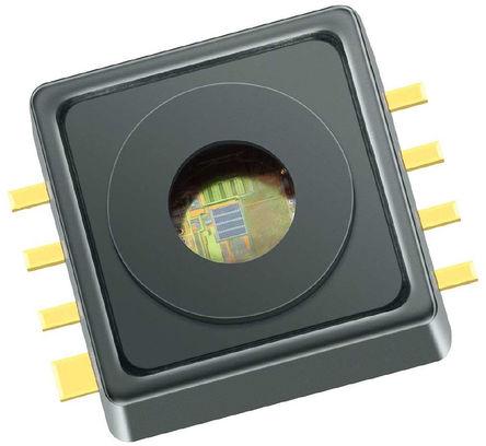 Infineon - KP236N6165 - Infineon KP236N6165 165kPa 绝对压力传感器, 0.1 → 4.85 V输出, 8引脚 DSOF封装
