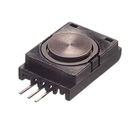 TE Connectivity - FS2050-0000-1500-G - TE Connectivity 1.5kg 压缩 负载单元 FS2050-0000-1500-G, 12V dc最大激发电压