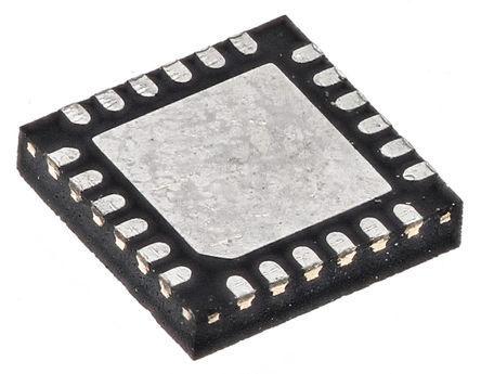 STMicroelectronics - AIS3624DQTR - STMicroelectronics AIS3624DQTR 3轴 加速表, 串行-3 线、串行-4 线、串行-I2C、串行-SPI接口, 2.4 → 3.6 V电源, 24引脚 QFN封装