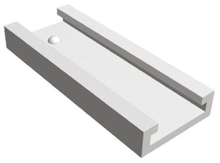 TE Connectivity - 1-640642-0 - TE Connectivity MTA-100 系列 白色 PET 灰尘 外罩 1-640642-0, 使用于 MTA-100 系列
