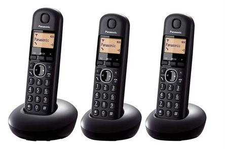 Panasonic - KX-TGB213EB - Panasonic KX-TGB213E LCD 显示 电话 KX-TGB213EB