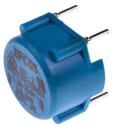EPCOS - B82721A2122N020 - EPCOS B82721A 系列 6.8 mH ±30% 铁氧体 B82721A2122N020 电流补偿扼流圈, 1.2A Idc, 280mΩ Rdc