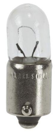 Osram - 3893 - Osram 4 W BA9s 灯座 透明 白炽车灯 3893, 12 V, T4W
