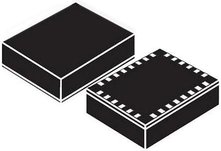 STMicroelectronics - LSM330DLC - STMicroelectronics LSM330DLC 6轴 加速度计和陀螺仪, I2C, SPI接口, 2.4 → 3.6 V电源, 28引脚 LGA封装