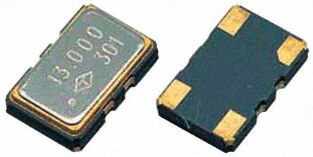 TAITIEN - R0053-T-033-3 - TAITIEN 12.8 MHz 电压控制温度补偿晶体振荡器 R0053-T-033-3, 2.8 → 3.3 V, 4引脚 SMT, 5x3.2mm
