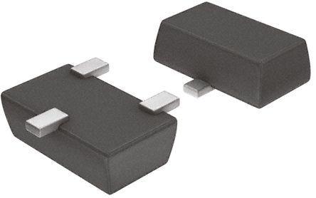 ROHM - 2SD2703TL - ROHM 2SD2703TL , NPN 双极晶体管, 1 A, Vce=30 V, HFE:270, 100 MHz, 3引脚 TUMT封装