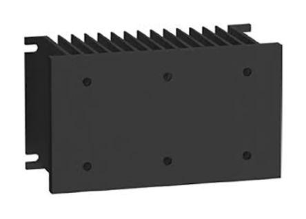 Schneider Electric - SSRHD10 - Schneider Electric 面板安装 固态继电器散热片 SSRHD10, 适用于面板安装固态继电器
