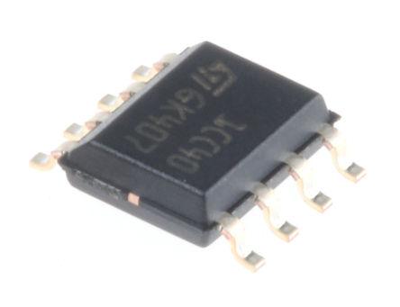 STMicroelectronics - ST1CC40DR - STMicroelectronics LED 驱动器集成电路 ST1CC40DR, 3 → 18 V 直流输入, -1 → 18 V输出, 3A输出, SOIC-8