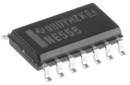 Texas Instruments - NE556D - Texas Instruments NE556D 双 计时器电路, 4.5 → 16 V电源, 14引脚 SOIC封装