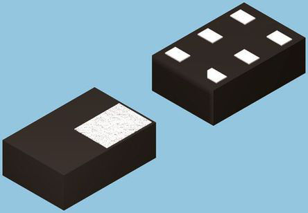 STMicroelectronics - BALF-NRF01E3 - STMicroelectronics 2400 → 2540MHz 表面贴装 对称转换器 BALF-NRF01E3