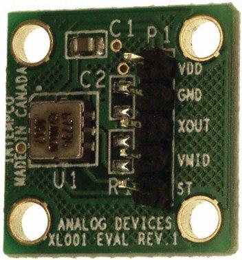 Analog Devices - EVAL-ADXL001-250Z - Analog Devices 模拟开发套件 EVAL-ADXL001-250Z