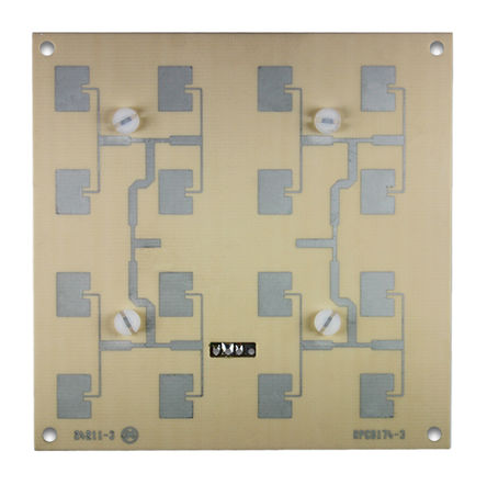 Microwave Solutions - MDU4200-C940801 - Microwave Solutions 10.587 GHz 微波 Doppler 传感器 模组 运动探测器 MDU4200-C940801