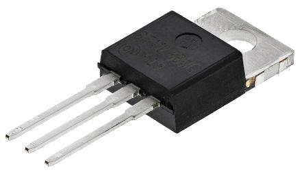Littlefuse - BTA12-600BW3G - Littlefuse BTA12-600BW3G 三端双向可控硅开关元件, 12A额定, 600V峰值, 50mA 1.7V触发, 3引脚 TO-220封装