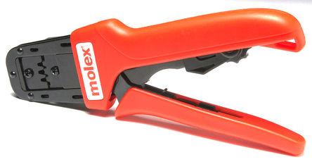 Molex - 63819-1500 - Molex 压接工具 63819-1500, 适用于1 mm 节距 Pico Clasp 线对板压接接线端子连接器, 32 → 28AWG