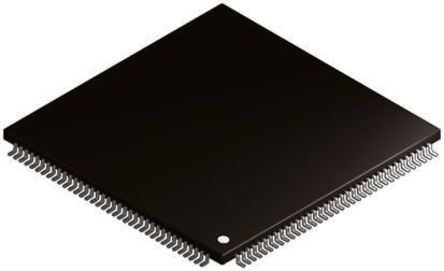 STMicroelectronics - STM32F429ZGT6 - STMicroelectronics STM32F 系列 32 bit ARM Cortex M4 MCU STM32F429ZGT6, 180MHz, 1024 kB ROM 闪存, 256 kB RAM 2xUSB, LQFP-144