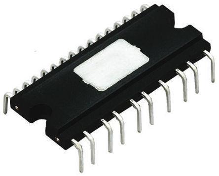 STMicroelectronics - STGIPS10K60T - STMicroelectronics STGIPS10K60T N通道 智能功率模块, 3 相, 10 A, Vce=600 V, 25引脚 SDIP封装