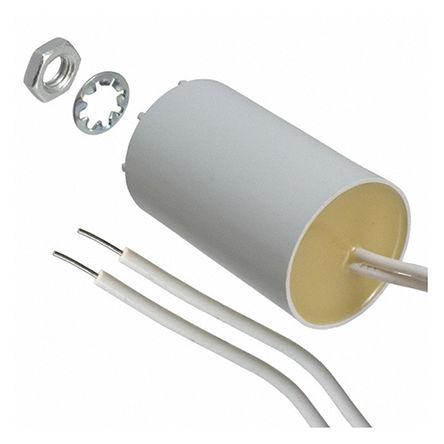 ebm-papst - 99286-4-7320 - ebm-papst 9928 系列 8μF 聚丙烯电容器 (PP) 99286-4-7320, 通孔, 1.6mm直径