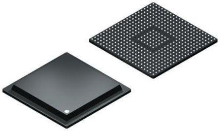 Freescale - MPXS3020VMS180 - Freescale PXS30 系列 32 bit e200z7d Dual MCU MPXS3020VMS180, 180MHz, 2 MB ROM �W存, 512 kB RAM, MAPBGA-473