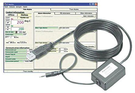 Panasonic - KTMONITORSET - Panasonic KTMONITORSET 温度控制软件, 使用于KT 温度控制器