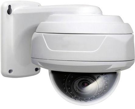 Ganz - ZC-D13212-AHD - Ganz Lite 系列 室内、 室外 IP66 红外 圆盖 CCTV 摄像机 ZC-D13212-AHD, 2.8 → 12mm, 1280H, 12V dc