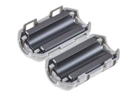 TDK - ZCAT1730-0730A - TDK ZCAT 系列 可开启 铁氧体套管 ZCAT1730-0730A, 23 Dia. x 30mm, 7mm孔径, 应用于USB