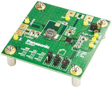 Panasonic - NN30195A-EVB-R2 - Panasonic NN30195A 直流-直流调节器 评估测试板 NN30195A-EVB-R2
