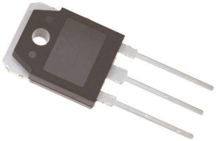 Toshiba - TK20J60W,S1VQ(O - Toshiba TK 系列 N沟道 Si MOSFET TK20J60W,S1VQ(O, 20 A, Vds=600 V, 3引脚 TO-3PN封装