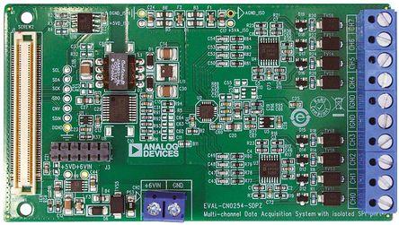 Analog Devices - EVAL-CN0254-SDPZ - Analog Devices CN0254 评估测试板 EVAL-CN0254-SDPZ