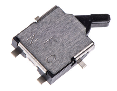 Panasonic - ESE18R61D - Panasonic ESE18R61D DIP 开关, 单刀单掷-常闭, 10 mA @ 5 V 直流