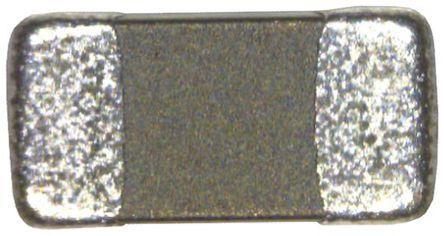Murata - NCP18XH103F03RB - Murata NCP 系列 100mW 10kΩ 热敏电阻器 NCP18XH103F03RB, ±1%容差, 适用于补偿,传感, 0603 封装