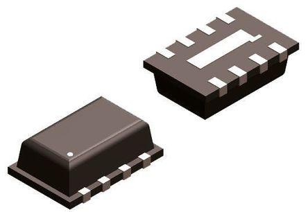 Analog Devices - AD8314ACPZ-RL7 - Analog Devices AD8314ACPZ-RL7 4通道 2.5 GHz 射频控制器, 5.7mA电源电流, 8针 LFCSP VD封装