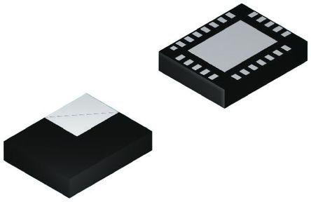 STMicroelectronics - LSM330TR - STMicroelectronics LSM330TR 3轴 加速度计和陀螺仪, 串行I2C、串行SPI接口, 0 → 400 kHz, 2.4 → 3.6 V电源, 24引脚 LGA封装