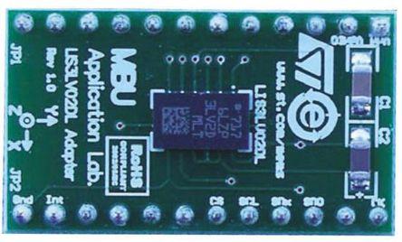 STMicroelectronics - STEVAL-MKI009V1 - STMicroelectronics 模拟开发套件 STEVAL-MKI009V1