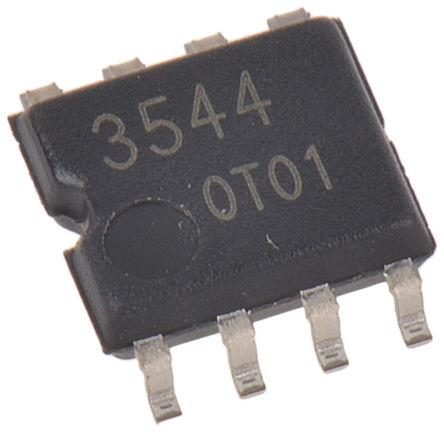 ROHM - BH3544F-E2 - ROHM BH3544F-E2 AB 类 立体声 耳机放大器, +75 °C, 0.6 W @ 16 Ω最大功率, 8引脚 SOP封装