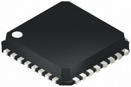 Analog Devices - AD7195BCPZ - Analog Devices AD7195BCPZ 24 位 ADC, 差分输入, Serial (SPI/QSPI/Microwire)接口, 32引脚 LFCSP WQ封装