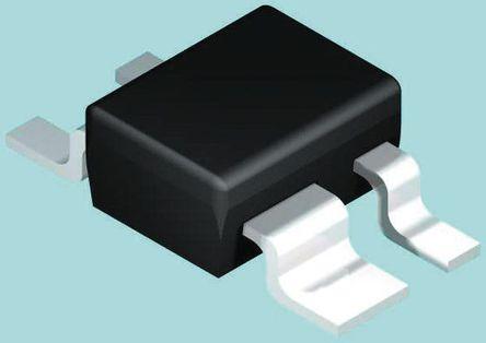 STMicroelectronics - STM6315LBW13F - STMicroelectronics STM6315LBW13F 复位监控器, 1 至 5.5 V监控电压, 多种输出驱动, 复位功能, 4引脚 SOT-143封装