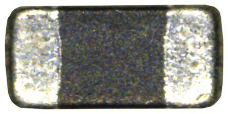 Murata - BLM15HG102SN1D - Murata BLM15HG102SN1D BLM15HG 系列 铁氧体磁珠, 1000Ω阻抗 @ 100 MHZ, 0402封装, 适用于EMI 抑制过滤器、GHz 频段通用