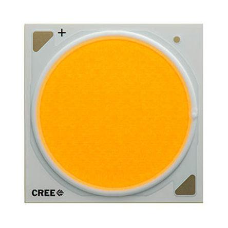 Cree - CXB3590-0000-000R0HCB30G - Cree, CXA2 系列 白色 80CRI COB LED CXB3590-0000-000R0HCB30G, 3000K色温, 1800 mA, 3600 mA, 72 V正向电压, 12134 lm光通量