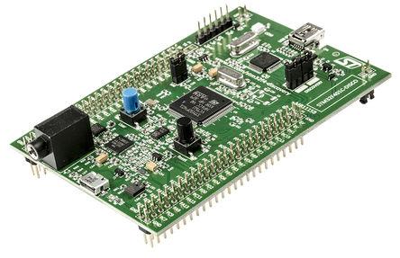 STMicroelectronics - STM32F401C-DISCO - STMicroelectronics 微控制器 开发套件 STM32F401C-DISCO