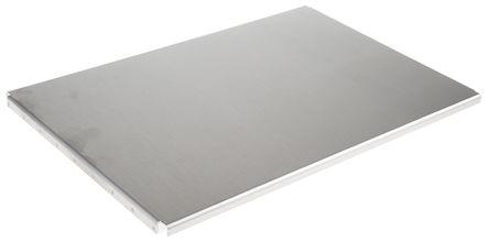 Schroff - 20860109 - Schroff 铝 机箱板 20860109, 403 x 270 x 12mm, 使用于19 英寸底盘
