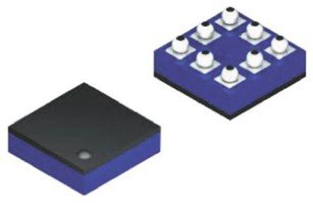 ROHM - BD6067GU-E2 - ROHM BD6067GU-E2 8段 LED 驱动器, 3.6 V, 8引脚 VCSP封装