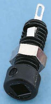 Hirschmann Test & Measurement - 930308104 - Hirschmann 930308104 绿色 母 测试插座, 60V dc, 6A, 镀镍/锡触点