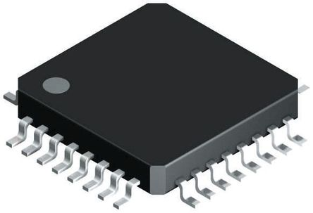 Analog Devices - AD7266BSUZ - Analog Devices AD7266BSUZ 双 12 位 ADC, 差分输入, Serial (SPI/QSPI/Microwire)接口, 32引脚 TQFP封装