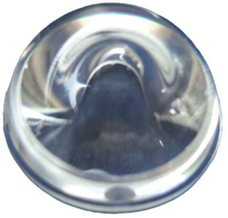 Carclo - 10406 - Carclo 130 ° �V角 LED 透�R 10406, 19.7mm直��