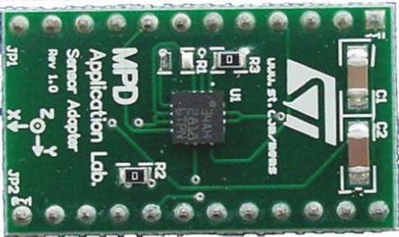 STMicroelectronics - STEVAL-MKI015V1 - STMicroelectronics DIP24 Module 模拟开发套件 STEVAL-MKI015V1
